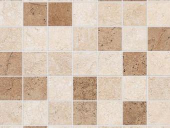 Abigail - Crema Mosaic