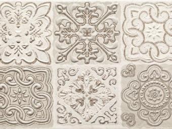 Ayala - Crema Mosaic