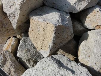 KEA világos Zöld sziklakerti kő