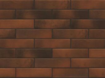 Retro Brick - Chili